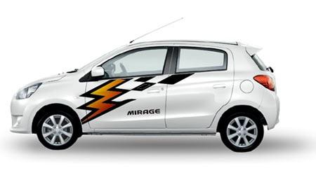 Nên mua Mitsubishi Mirage, Hyundai i10 hay Suzuki Swift?