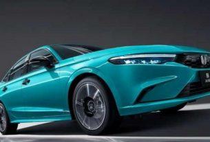 Bái giá Honda Integra 2022 ra mắt - Civic phiên bản đậm chất thể thao